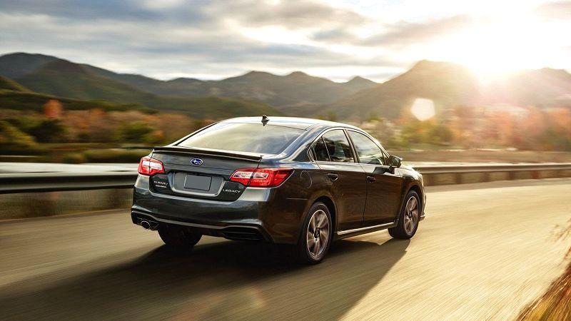 2020 Subaru Legacy Air Filter Tail Lights Black Rims
