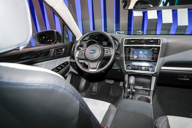 2020 Subaru Legacy Catalytic Converter Colin Mcrae