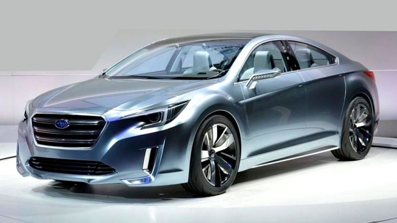 2020 Subaru Legacy Next Generation Vin Number Old Off