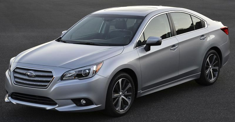 2020 Subaru Legacy Review Motorsport Seater