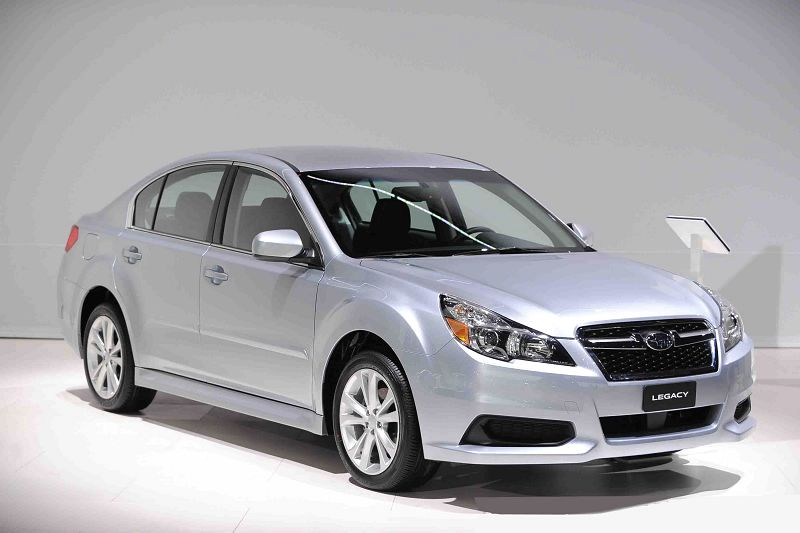 2020 Subaru Legacy Rumors Redesign Release Date Turbo News