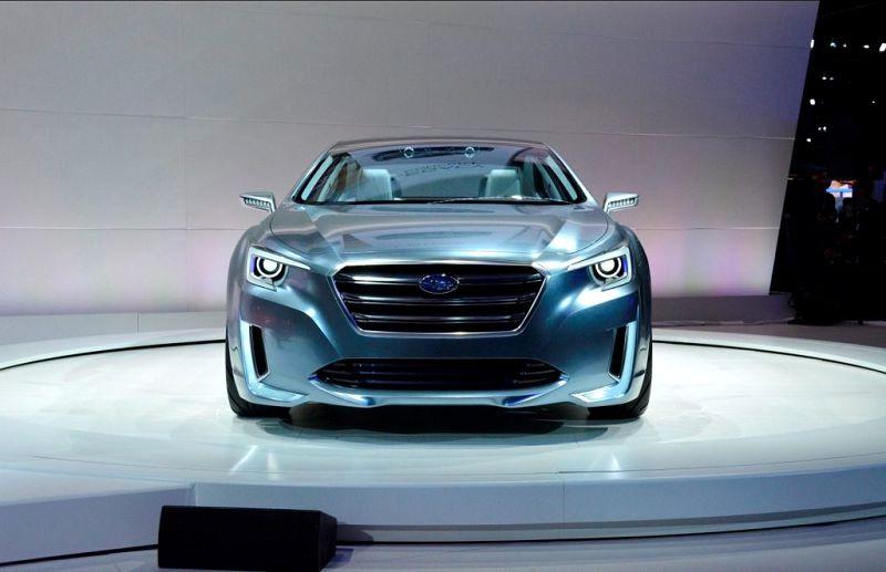 2020 Subaru Legacy Used Upgrades Ute Usb Undercarriage Uk