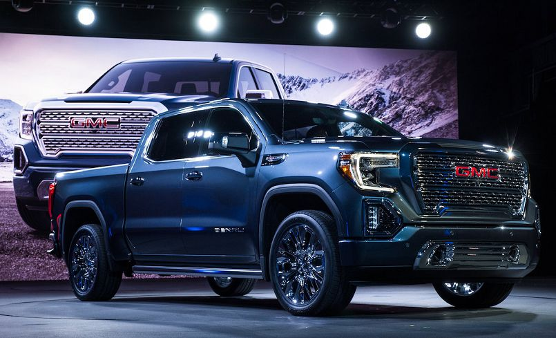 2019 Gmc Sierra 2020 Next Generation Change