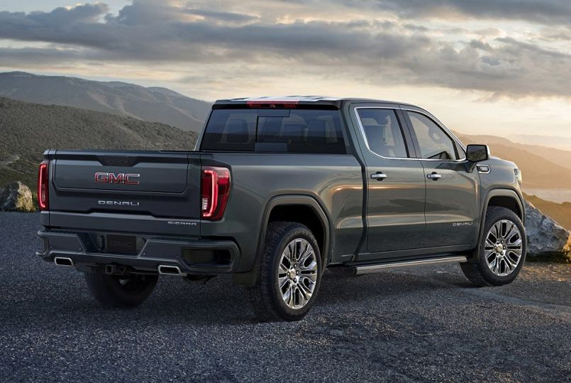 2019 Gmc Sierra Images Concept Body Style