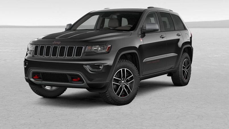 2019 Jeep Grand Cherokee Hellcat 2017 Wagoneer Generation
