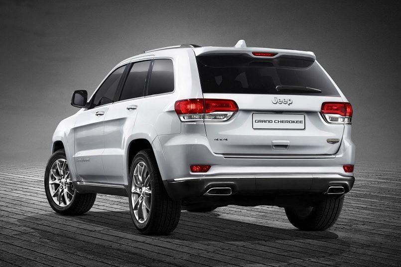 2019 Jeep Grand Cherokee Horsepower Gen Engine Features