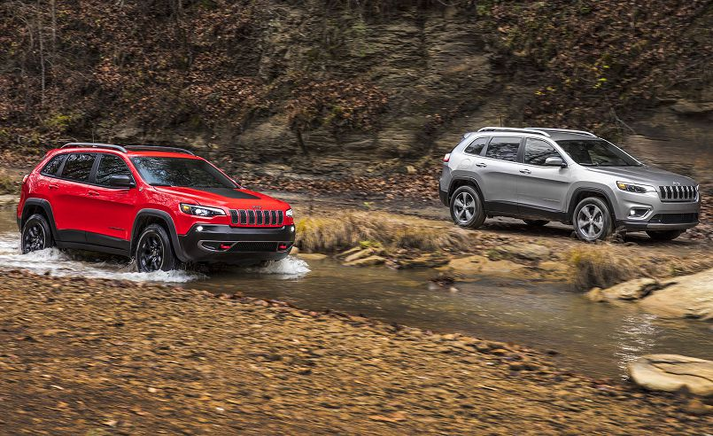 2019 Jeep Grand Cherokee Test Woody Changes Release