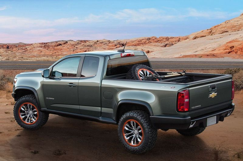 2020 Chevrolet Colorado 2.8 Options L Range Hp 16 Reviews Fully