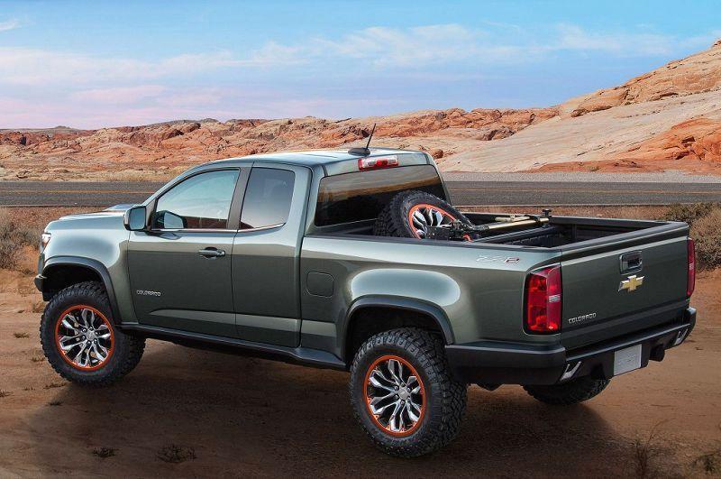 2020 Chevrolet Colorado Best Double Used Ltz Quad The ...