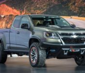 2020 Chevrolet Colorado Crew Cab Z71 Wt Extended Msrp Loaded