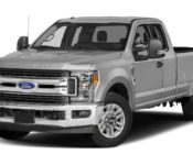 2020 Ford Super Duty Axles Rear Axle Bed
