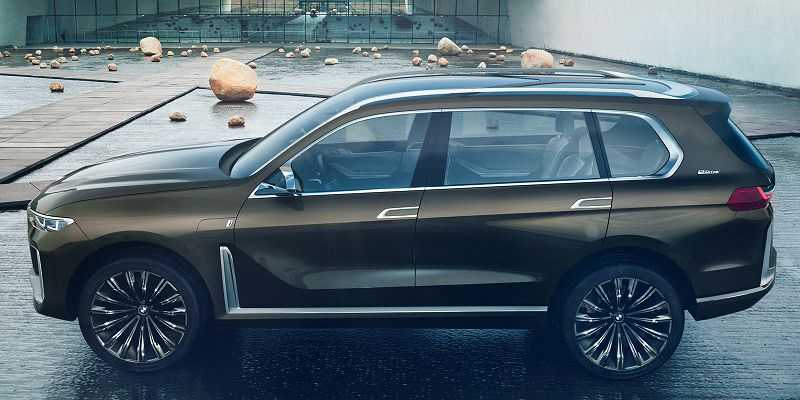 2020 Bmw X7 On Msrp In India Series Cena