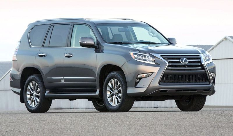 2020 Lexus Gx460 Does Will Is The Coming Rear
