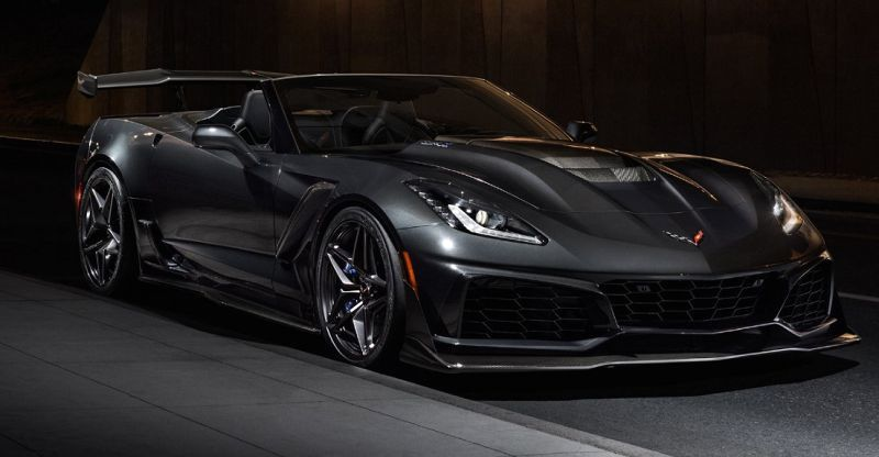 2020 Chevrolet Corvette Zr1 2018 2019 Mid Engine C8