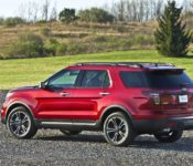 2020 Ford Explorer F150 Discovery Car For Wiki Hybrid