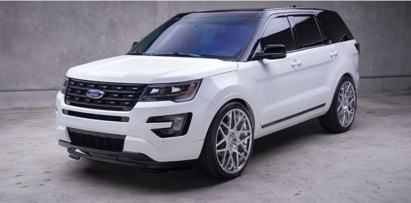 2020 Ford Explorer Seating Eddie Bauer Colors Redesign Models - spirotours.com