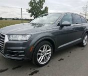 2018 Audi Q7 Air Suspension Aftermarket Parts All Weather