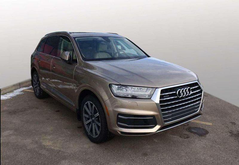 2018 Audi Q7 Entertainment System Extended Warranty Suv E