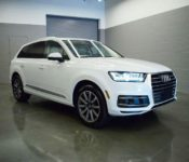 2018 Audi Q7 Select Dynamic Turn Signals Dvd Engine
