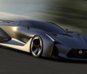 2020 Nissan Gtr Gran Electric Motor Blue Hatchback Gen