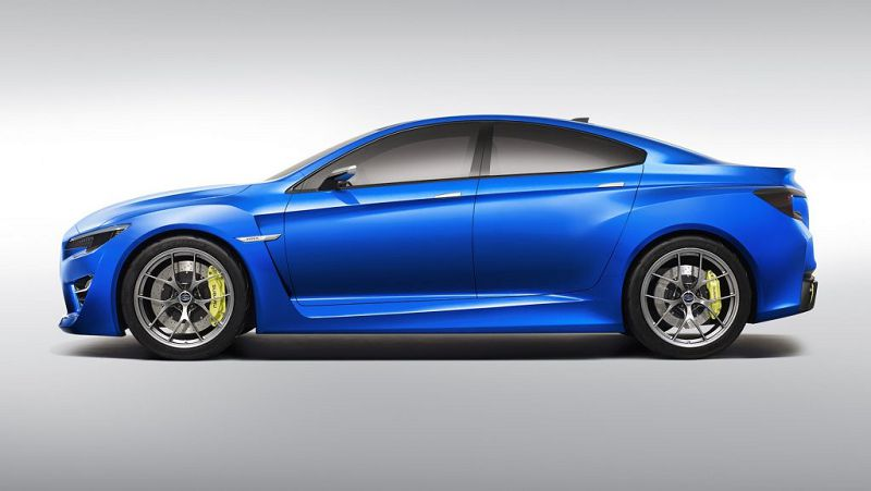 2020 Subaru Wrx Coming Out Do Mitsubishi Design