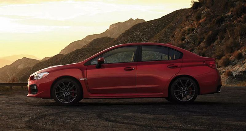 2020 Subaru Wrx Does The Come In Upcoming