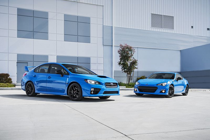 2020 Subaru Wrx Fifth Shape Android Auto