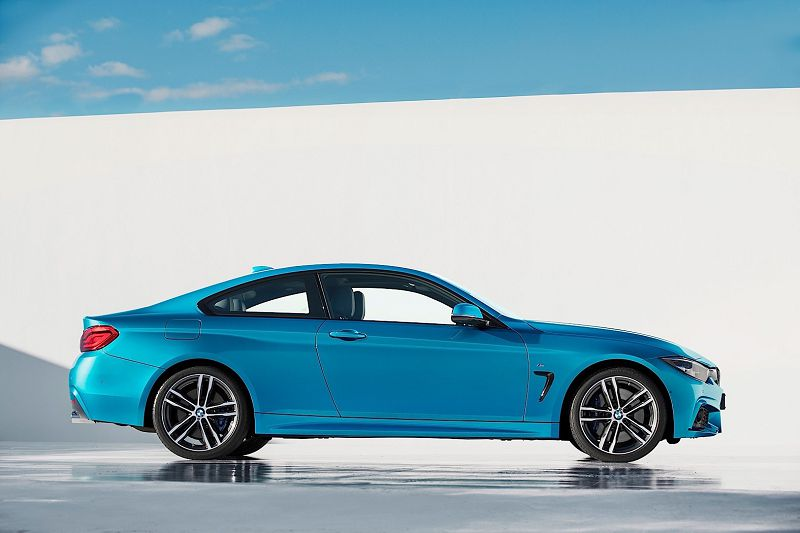 2020 Bmw 4 Series & History Year Did