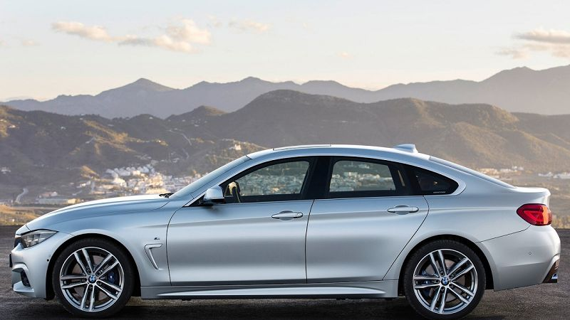 2020 Bmw 4 Series Top Model Length Next