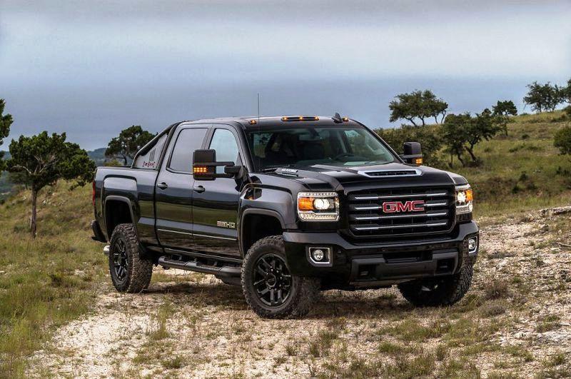 2020 Gmc Sierra Hd All Terrain Truck 2015