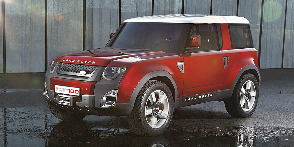 2020 Land Rover Defender Does Still Make Newest Generation Gen