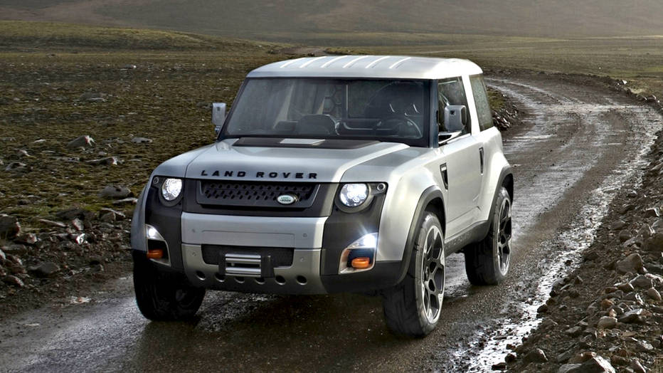 2020 Land Rover Defender Future Nissan All Brand Successor Redesign