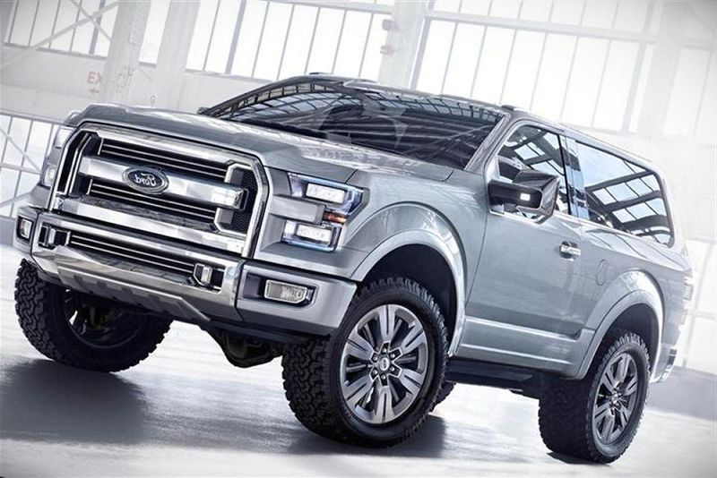 2021 Ford Bronco Europe Full Size Gas Mileage Horsepower