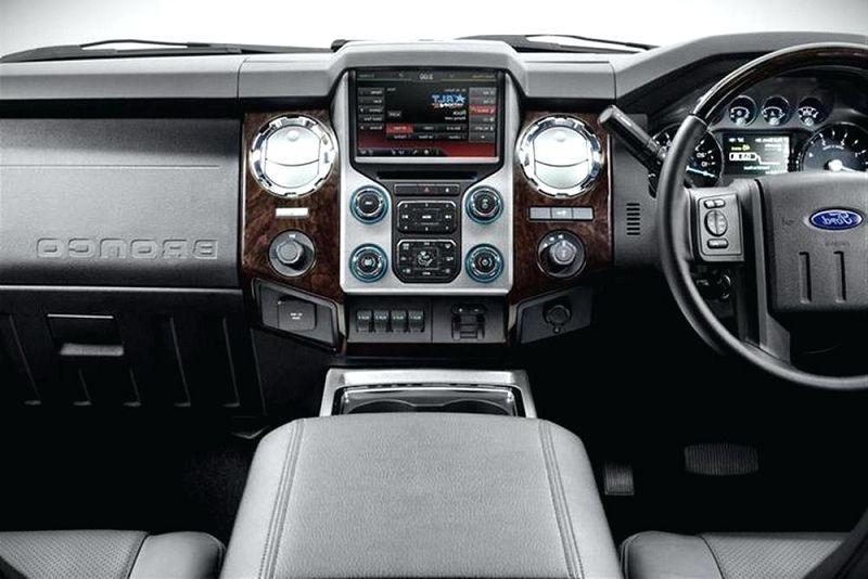 2021 Ford Bronco Mini Mule Mexico Nueva Nouveau Official