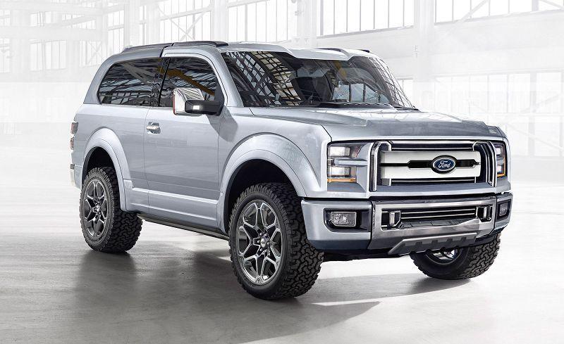 2021 Ford Bronco Svt Spy Shots Spied Sport Teaser