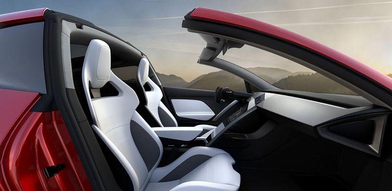 Tesla 2020 Roadster 2020 Interior Vs Bugatti Chiron Price Sports