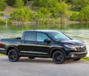 2019 Honda Ridgeline Msrp Colors Length