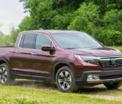 2019 Honda Ridgeline Wheels Bed Size Towing Capacity