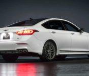 2019 Hyundai Genesis G80 3.3 T Sport Interior New