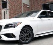 2019 Hyundai Genesis G80 Review 0 60 Specs