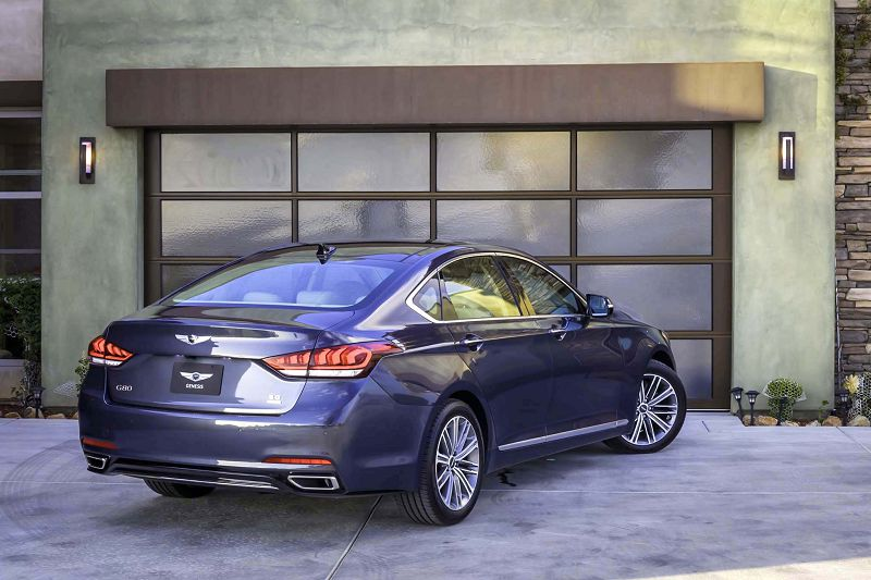 2019 Hyundai Genesis G80 Review Specs Sport For Sale