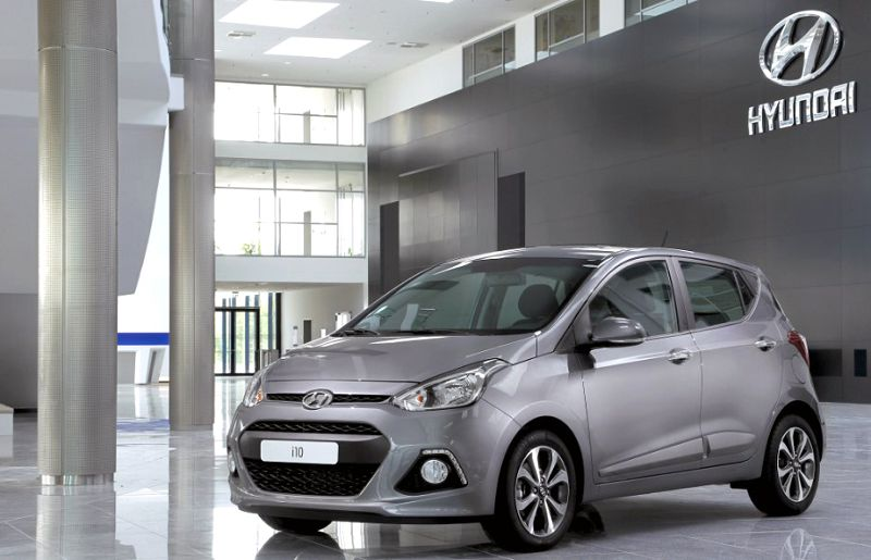 2019 Hyundai I10 Timing Chain Spare Parts Sportz On Road Price
