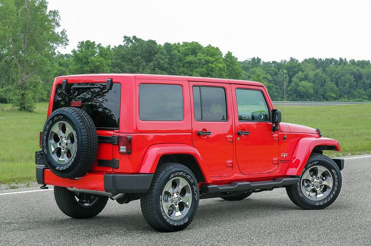 2019 Jeep Rubicon Tire Size Truck Tires