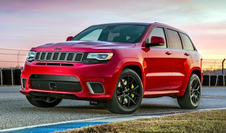 2019 Jeep Srt8 Exhaust Hellcat For Sale White