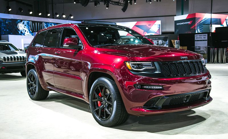 2019 Jeep Srt8 Fuel Consumption Gas Mileage Hellcat Specs