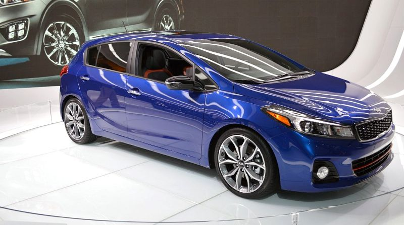 2019 Kia Forte Hatchback Price Mpg