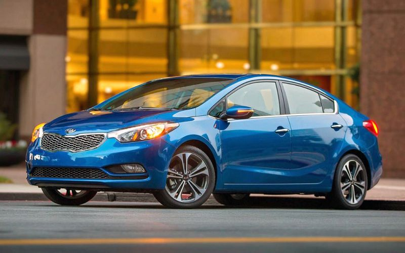 2019 Kia Forte Remote Start Reliability Rear Bumper