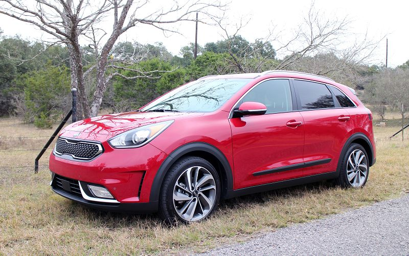 2019 Kia Niro Lx Interior Lx Suv Youtube