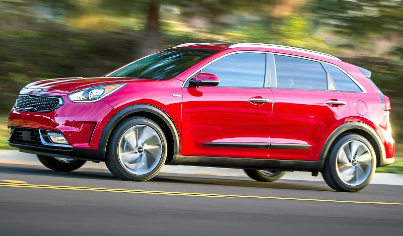 2019 Kia Niro Pictures Oil Filter Oil Capacity