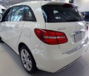 2019 Mercedes B Class Second Hand Specs Sport